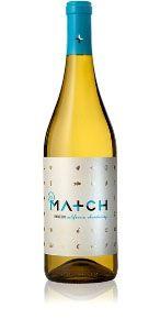 P.s. Match Chardonnay California 2012