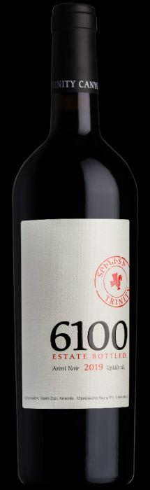 6100 Trinity Estate Bottle Areni Noir Armenia 2019