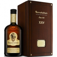 Bunnahabhain Scotch Single Malt Islay 92.6pf 25yr 750ml