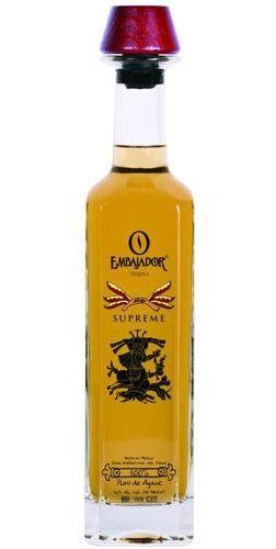 Embajador Supreme Tequila Anejo 750ml