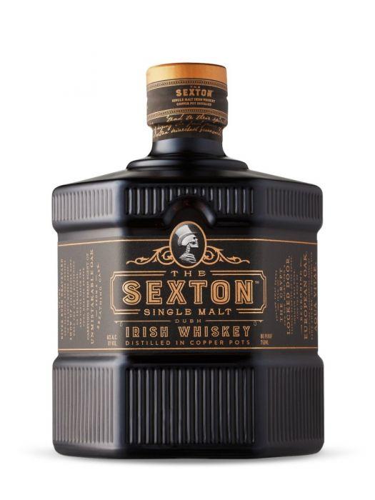 Sexton Whiskey Single Malt Irish 750ml