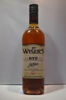 Jp Wiser's Whisky Blended Rye Canada 750ml