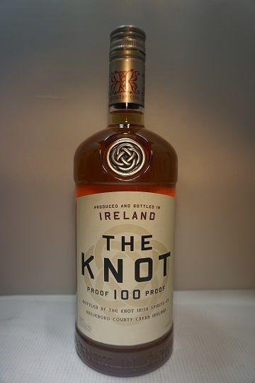 The Knot Whiskey Irish 100pf 750ml