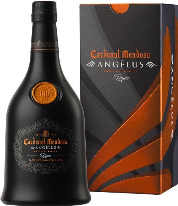 Cardenal Mendoza Angelus Liquer Original Recipe Spain 750ml
