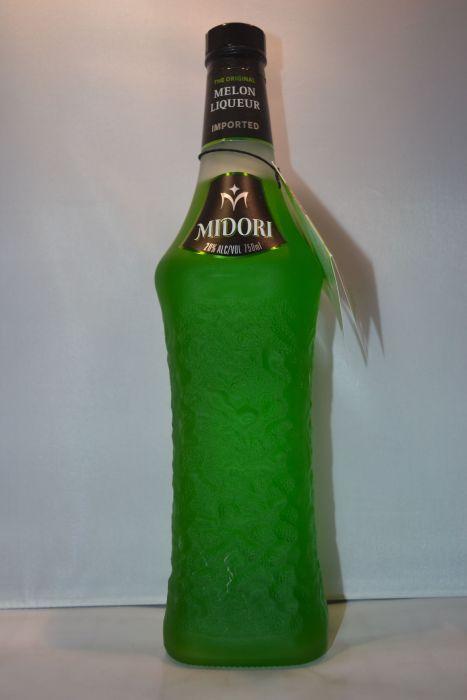 Midori Melon Liquour 750ml