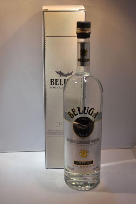 Beluga Vodka Russian 1.75li