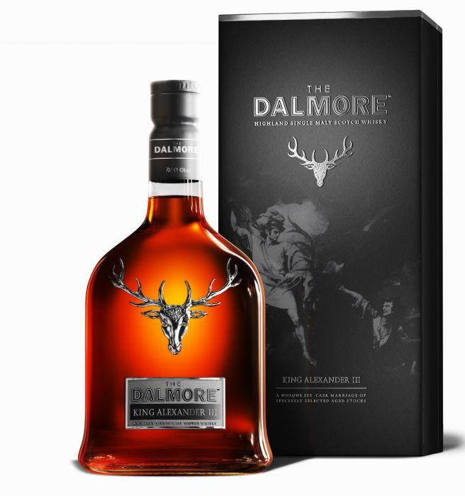 Dalmore King Alexander Iii Scotch Single Malt 750ml