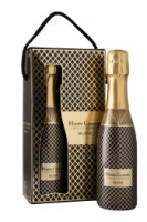 Haute Couture Sparkling Wine Blanc French 2x187ml