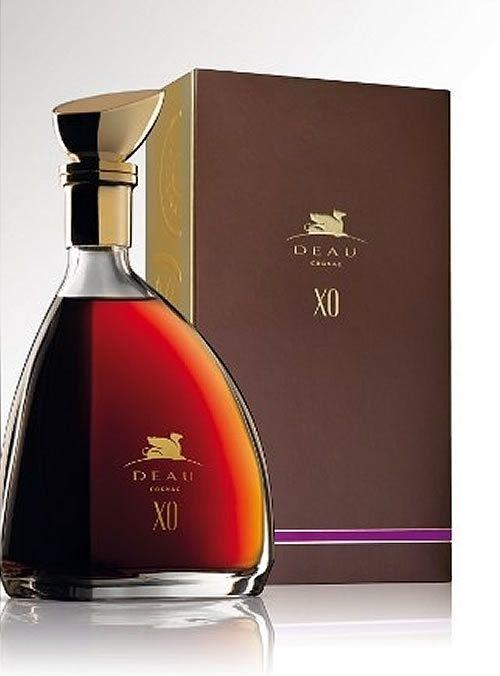 Deau Cognac Xo France 750ml