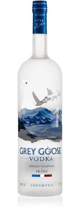 Grey Goose Vodka France 1.75li