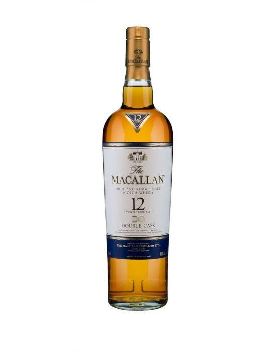 Macallan Scotch Single Malt Double Cask 12yr 1.75li