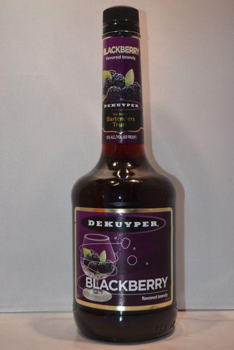 Dekuyper Brandy Blackberry 750ml