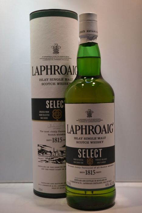 Laphroaig Scotch Single Malt Select Islay 750ml
