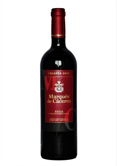 Marques De Caceres Crianza Rioja Doca Spain 2016