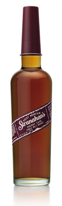Stranahans Whiskey Single Malt Sherry Cask Rocky Mountain 94pf 750ml