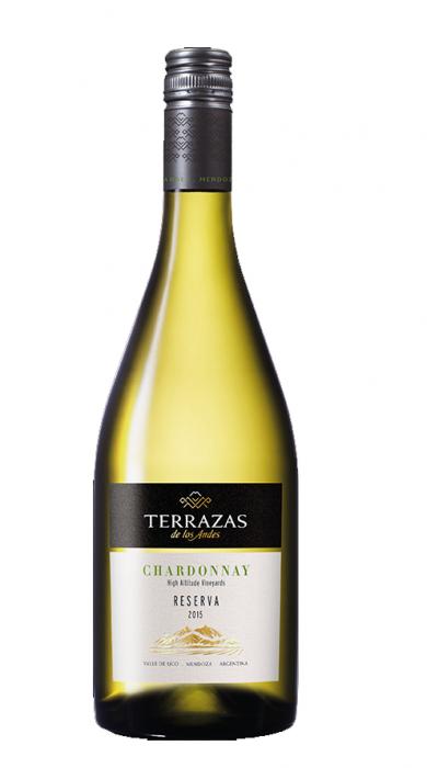Terrazas Chardonnay Reserva Mendoza Argentina 2015