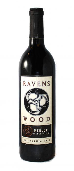 Ravens Wood Merlot California 2015