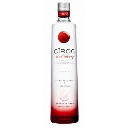 Ciroc Vodka Red Berry France 750ml