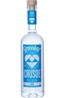 Greenbar Rum Silver Crusoe Los Angeles 750ml