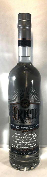 Irich Vodka Russian 750ml