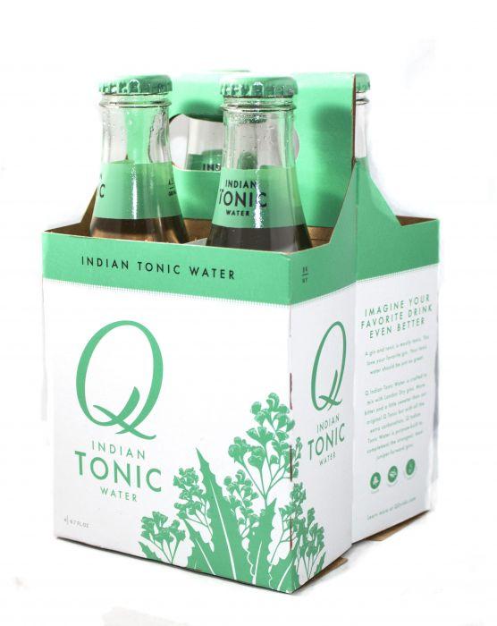 Q Spectacular Indian Tonic Water 4x6.7oz Bot