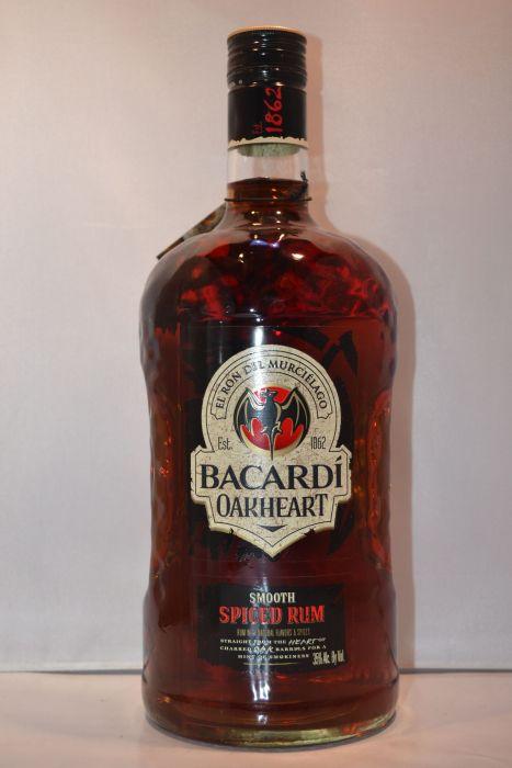 Bacardi Rum Spiced 1.75li