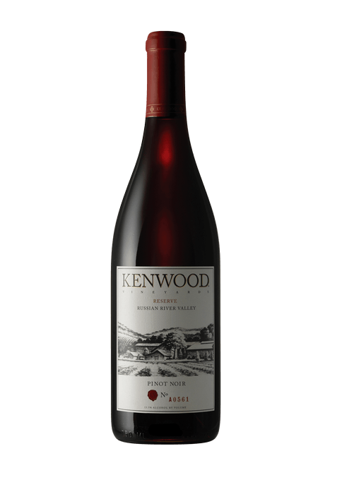 Kenwood Pinot Noir Reserve Russian River 2012