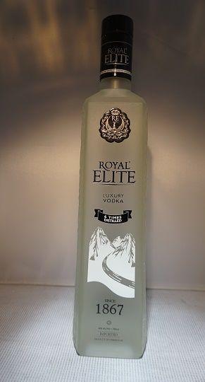Royal Elite Vodka Luxury Uzbekistan 750ml
