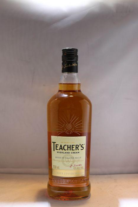Teachers Scotch Blended Highland Cream 86pf 750ml