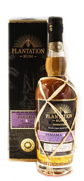 Plantation Rum Panama Single Cask Haiti 85.6pf 8yr 750ml