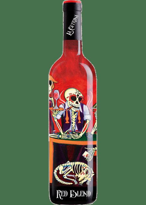La Catrina Red Blend Sonoma Nv 750ml