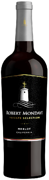 Robert Mondavi Merlot Private Selection California 2017