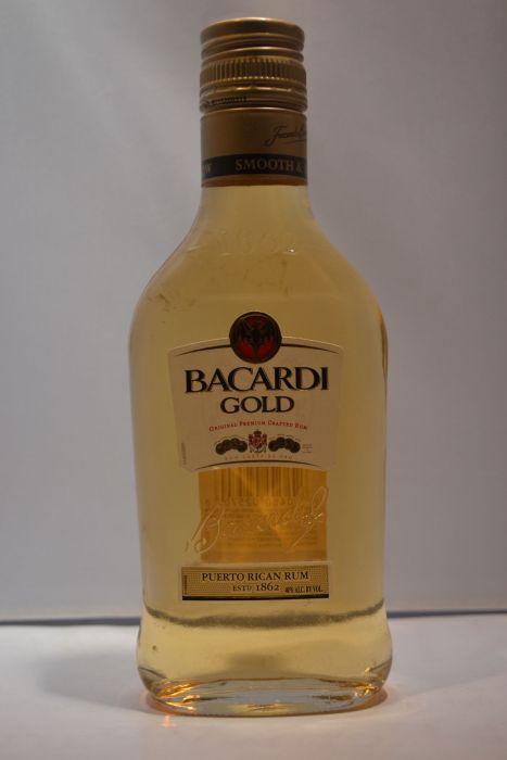 Bacardi Rum Gold 200ml