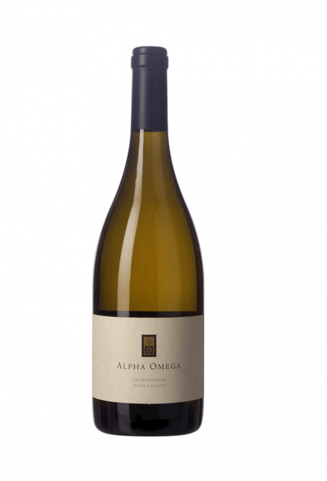Alpha Omega Chardonnay Unoaked Napa 2013