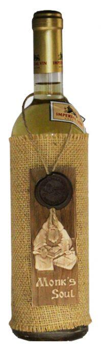 Monks Soul White Wine Semi Sweet Maldovia Nv 750ml