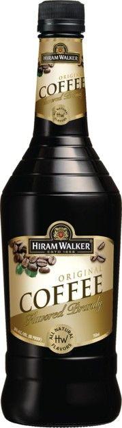 H Walker Coffee Orig 750ml