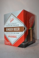Stoli Ginger Beer Non Alcoholic 4x12oz Can