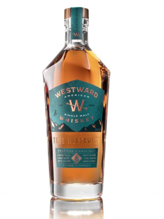 Westward Whiskey Single Malt American Oregon 90pf 750ml