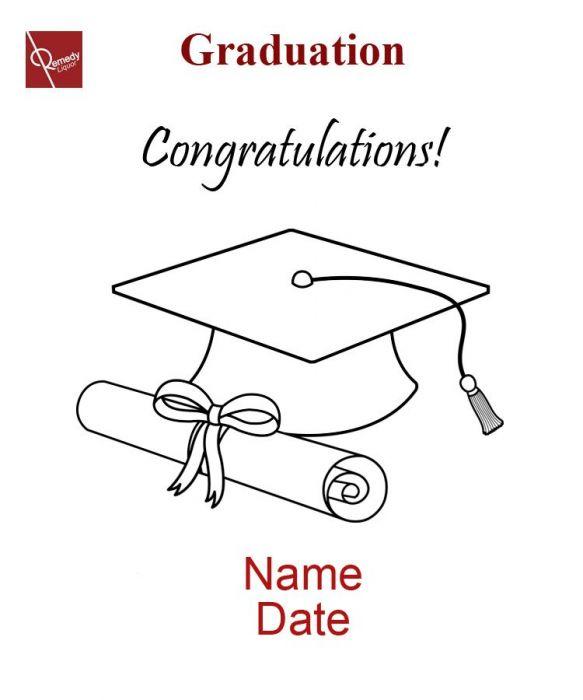 Engraving Graduation #1