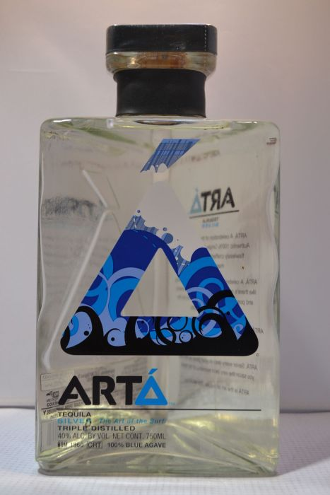 Arta Tequilla Silver 750ml