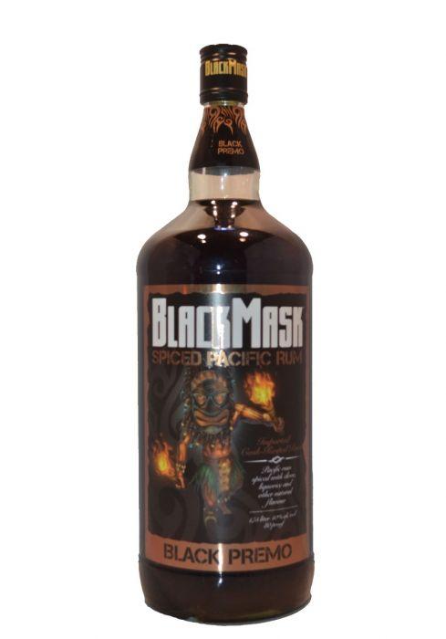 Black Mask Rum Black Spiced 1.75li