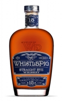 Whistlepig Whiskey Rye Finished In Vermont Oak 92pf 15yr 750ml