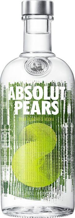 Absolut Vodka Pears Sweden 750ml
