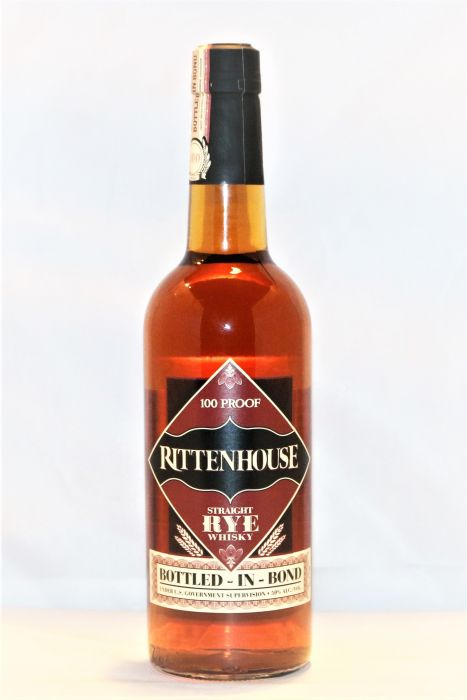 Rittenhouse Whiskey Rye 100pf 750ml