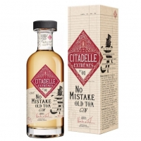 Citadelle Extremes Gin No Mistake Old Tom France 92pf 750ml