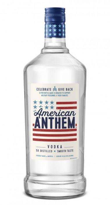 American Anthem Vodka Corn American 1.75li