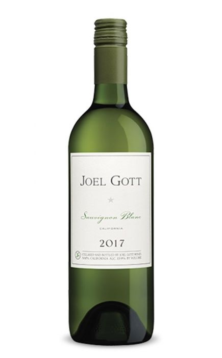 Joel Gott Sauvignon Blanc California 2019