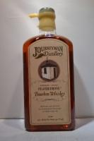Journeyman Bourbon Whiskey Featherbone Handemade Organic Michigan 90pf 750ml