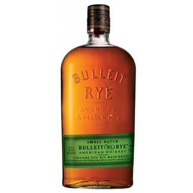 Bulleit Whiskey Rye Kentucky 95pf 1.75li