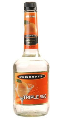 Dekuyper Liqueur Triple Sec 750ml